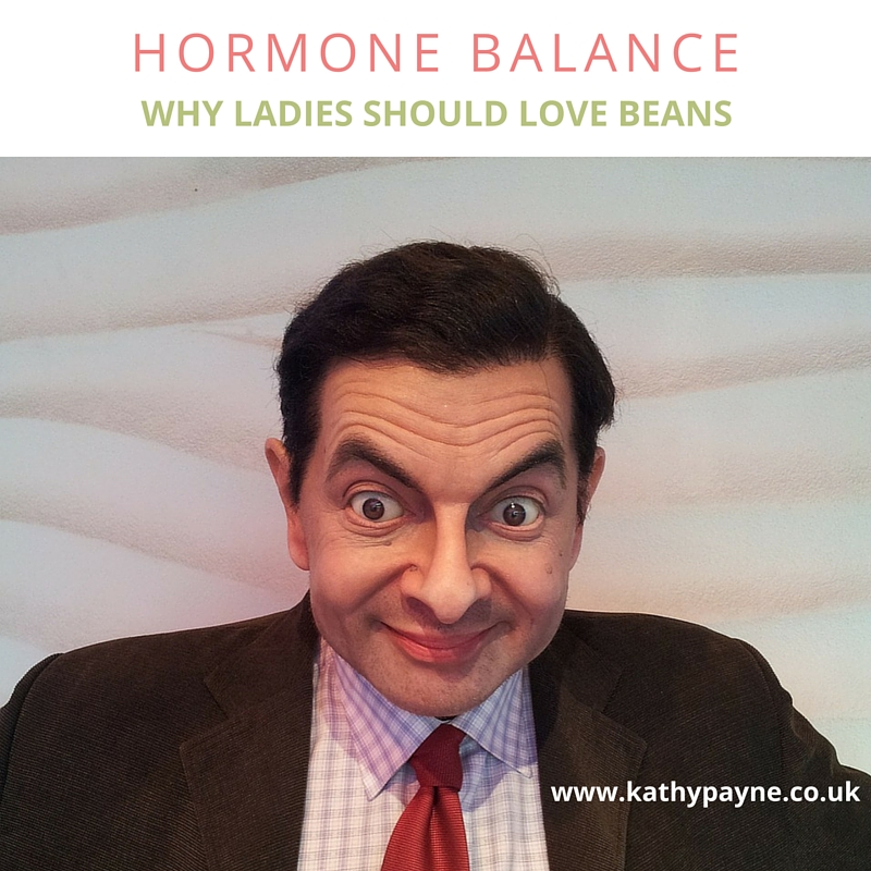 Hormone Balance - why ladies should love beans