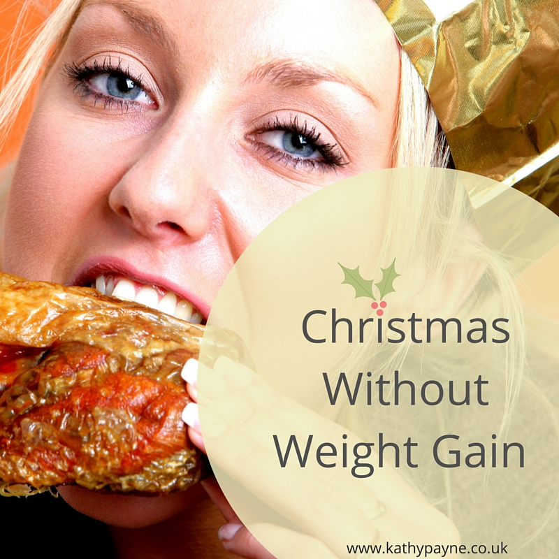christmas without weight gain