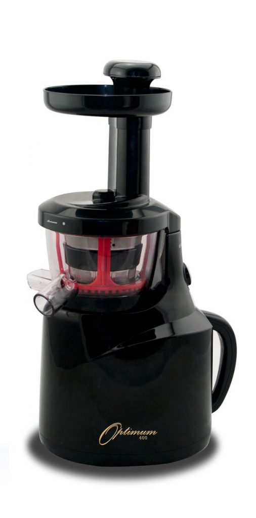 Froothie 400 Juicer in Black