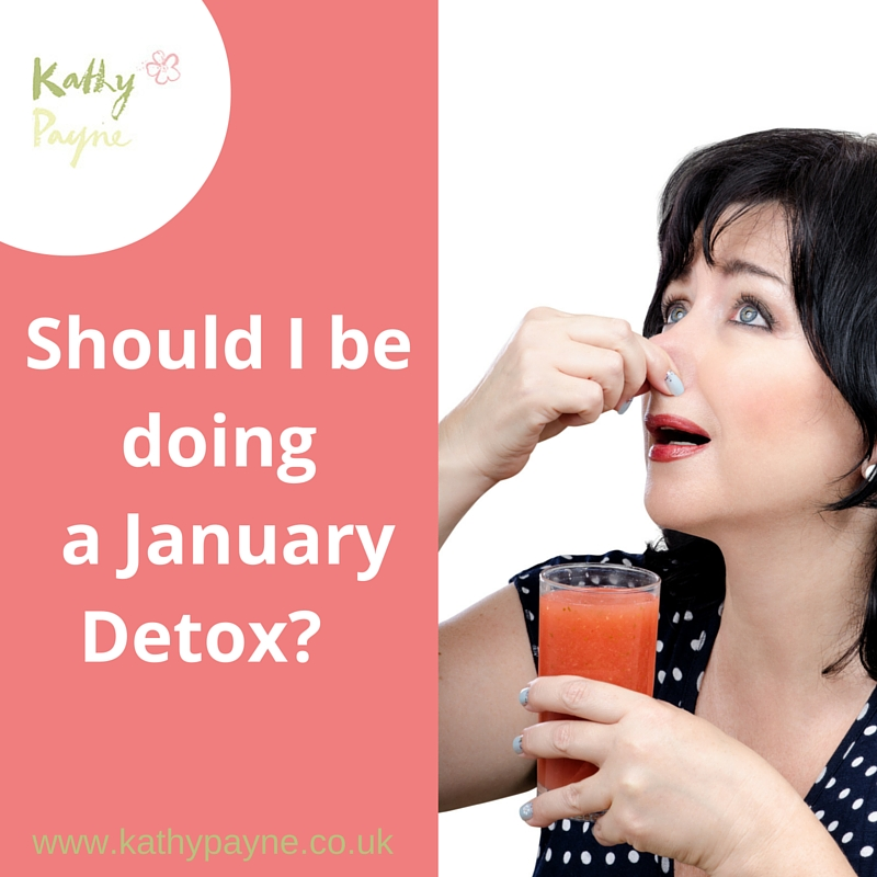 Should I be doing a January Detox?