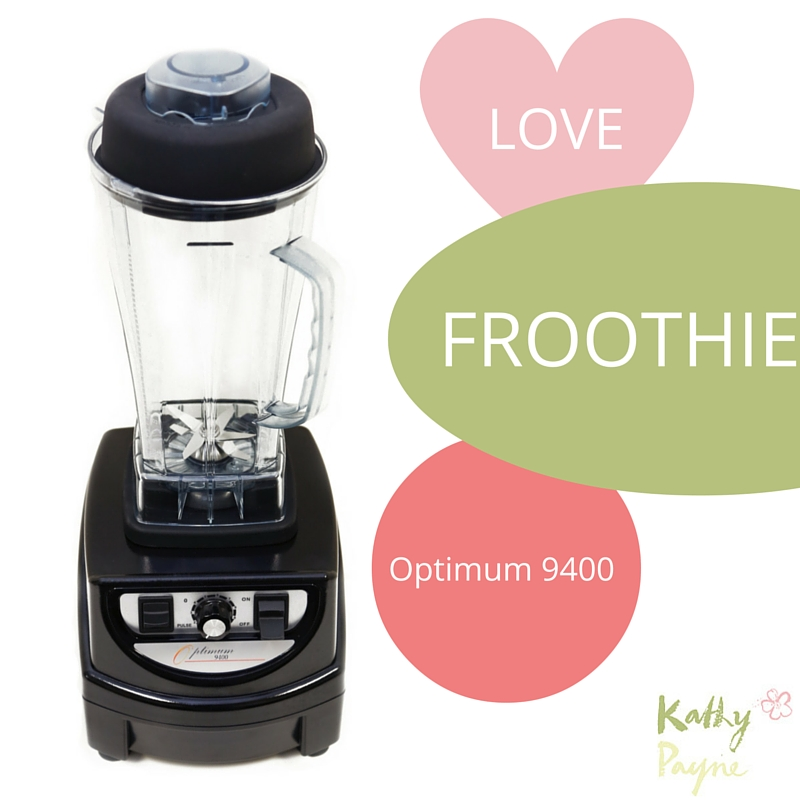 Love Froothie Optimum 9400