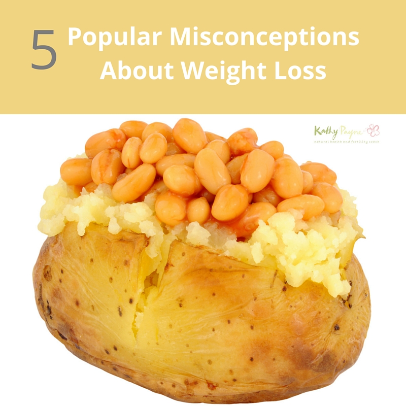 5 Popular Misconceptions About Weight Loss blog