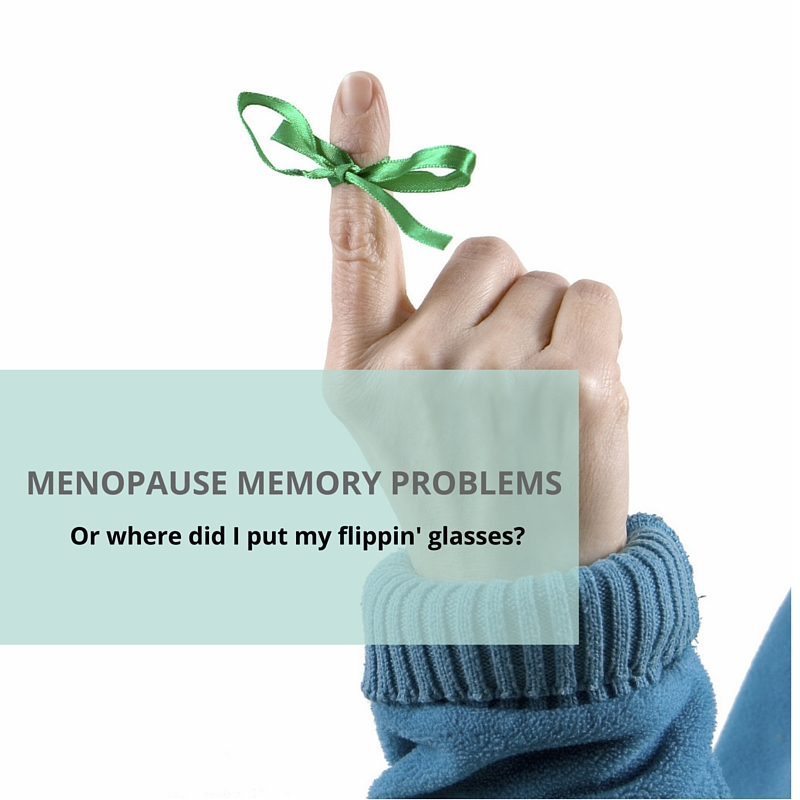 Menopause Memory Problems