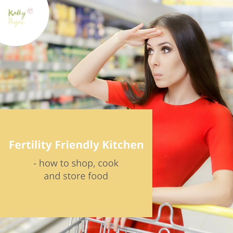 Fertility Friendly Kitchen