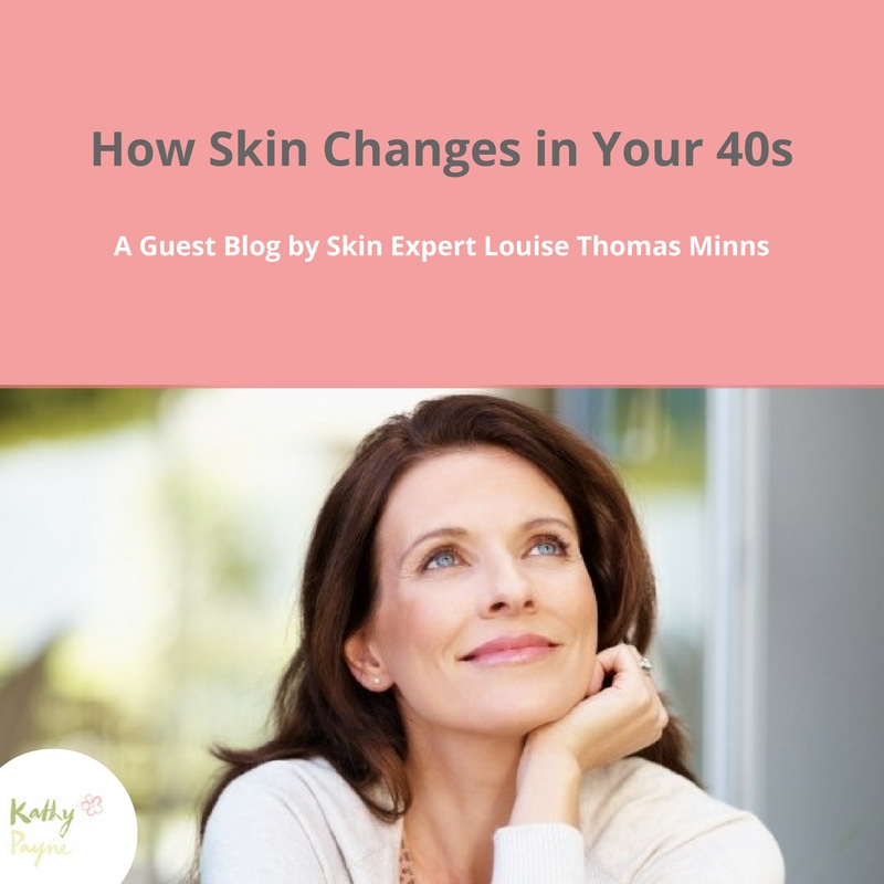 How Skin Changes in Your 40s
