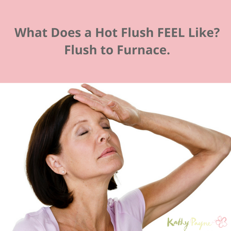 How to combat hot flushes