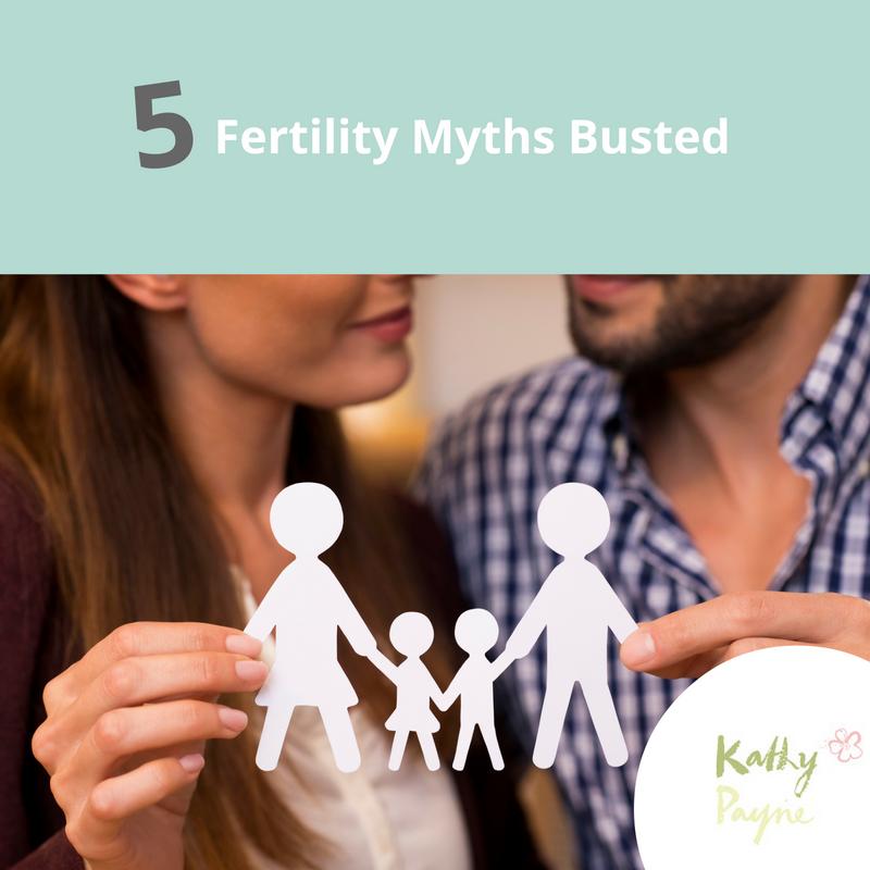 fertility myths busted