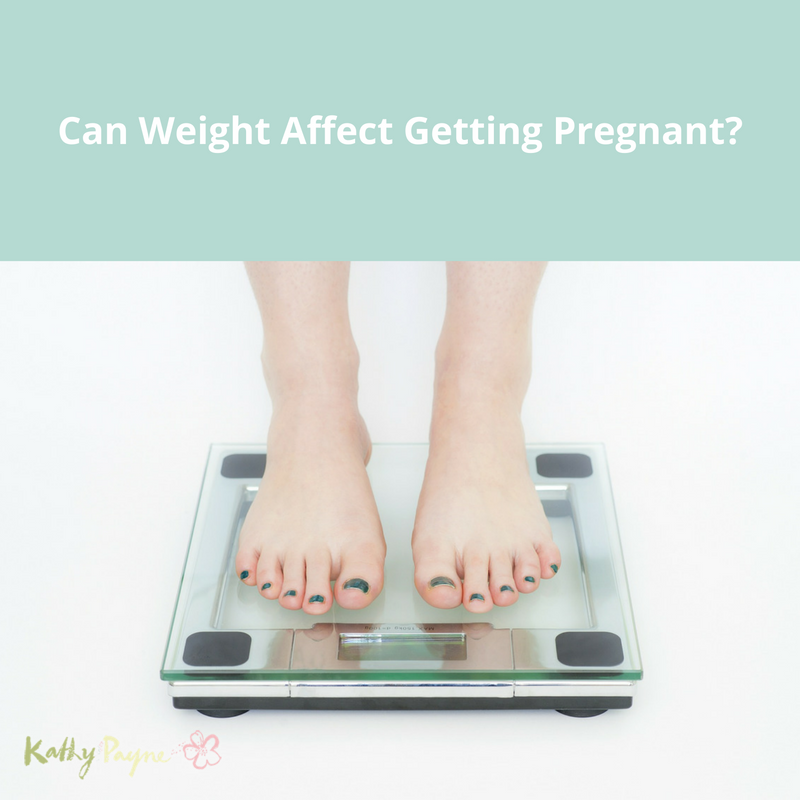 can weight affect getting pregnant