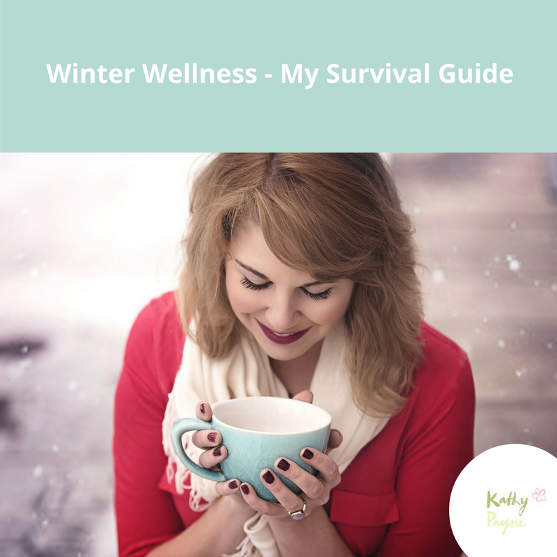 winter wellness my survival guide
